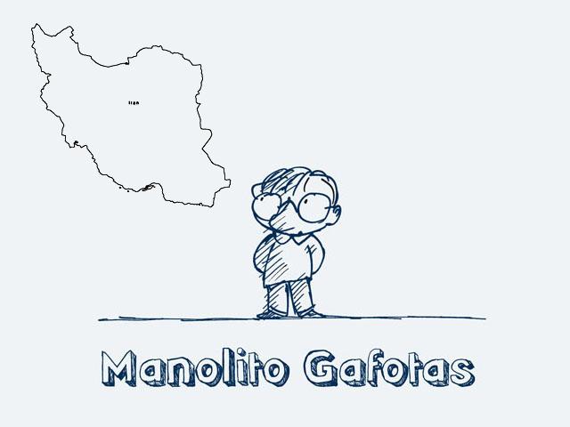 Manolito en Irán
