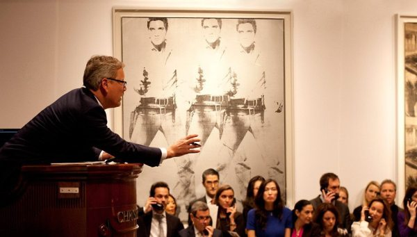 Elvis_Warhol_auction