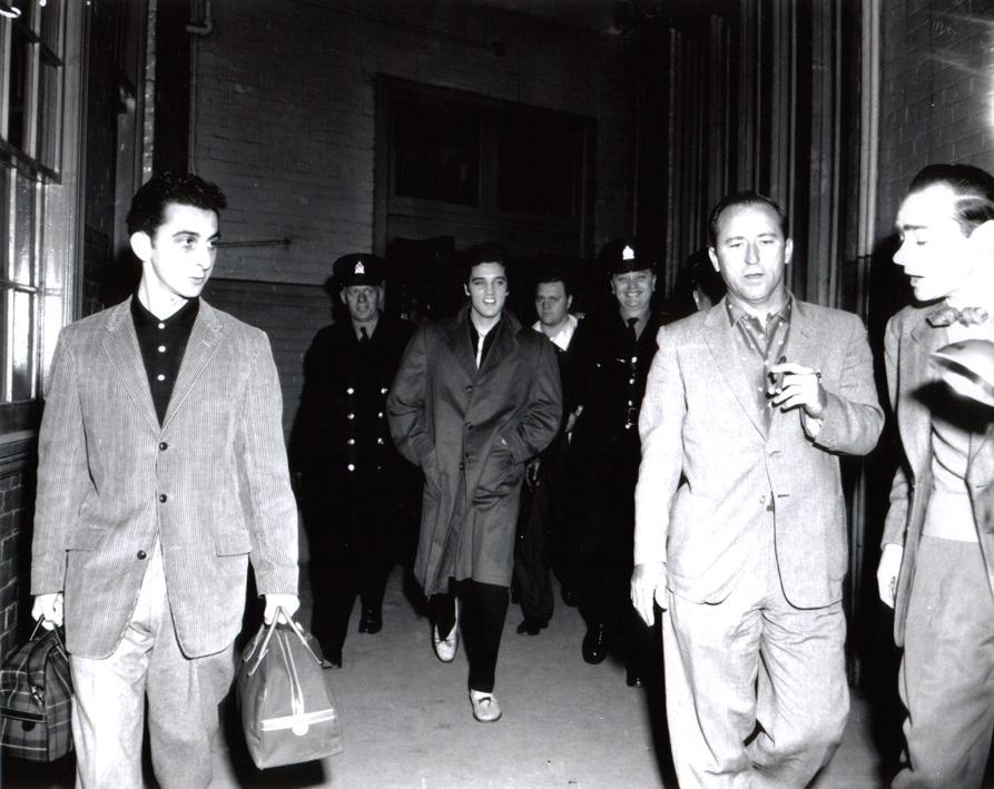 Image result for Elvis Presley april 3, 1957