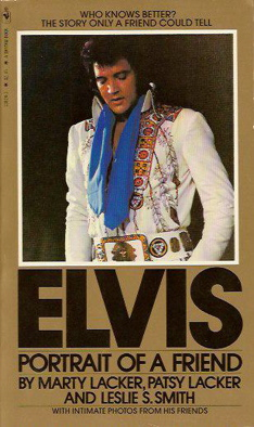 Image result for Elvis and marty Lacker