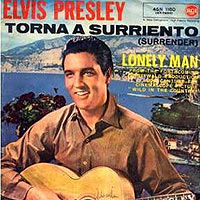 Image result for elvis presley Surrender single