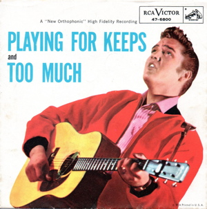 Image result for Elvis' too much