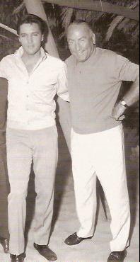 Image result for Hal wallis and Elvis 1966