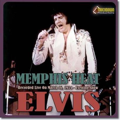 Memphis Heat CD : March 16, 1974