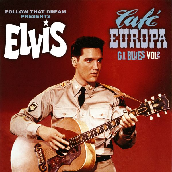 Image result for elvis gi blues ftd
