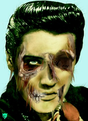 Fans Find Ways to Connect Elvis and Halloween  ElvisBlog