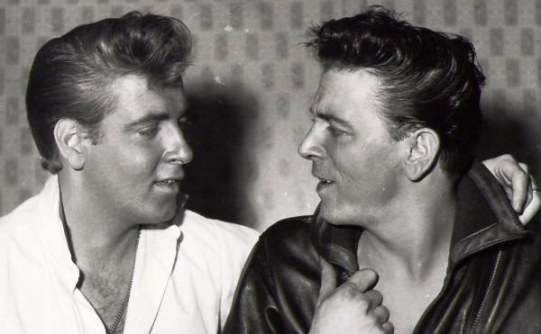 Tony Curtis Elvis And Ducktails ElvisBlog