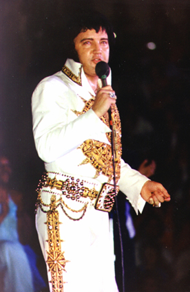 Image result for elvis presley april 23, 1977