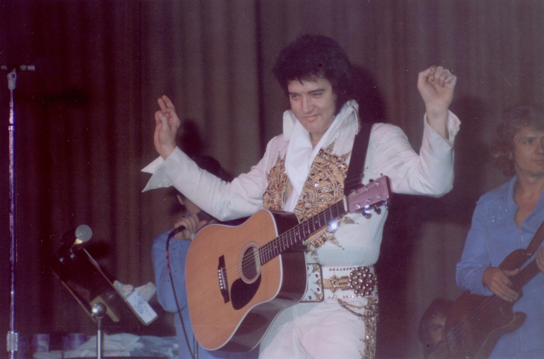 Image result for elvis presley march 29, 1977