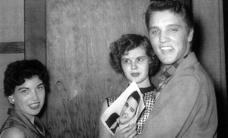 Image result for elvis presley, march 4, 1955