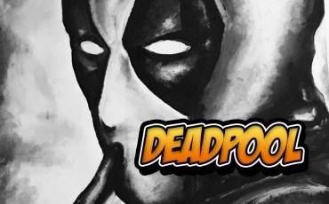 Deadpool, 100% no pennello