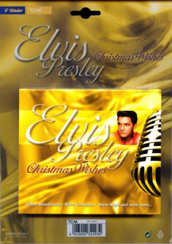 Christmas WishesTchibo Germany 2006 BMG 82876 86831 2 Elvis Presley CD