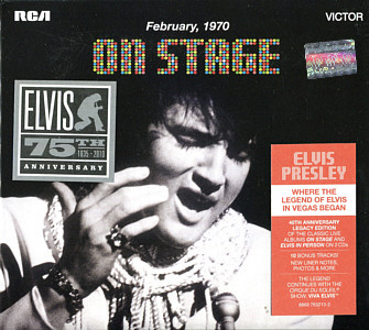 Image result for elvis on stage legacy edition