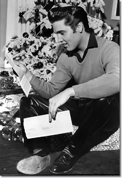 """Elvis received his draft notice Friday December 20, 1957. """"It's a duty I've got to fill and I'm going to do it"""", he said. Initially ordered to report for duty January 20, he received a deferment for the filming of """"King Creole"""" (at that time titled """"Sing, You, Sinners"""") which was already in pre-production. The deferment was granted and Elvis was inducted March 24, 1958."""