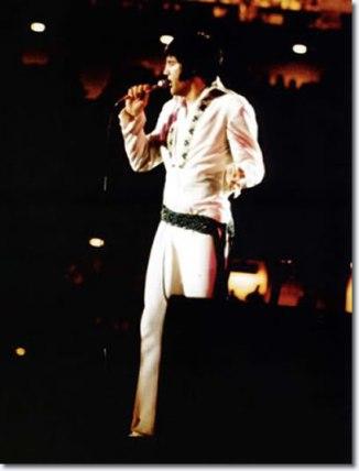 Elvis Presley : Houston Astrodome : February 27, 1970, Evening Show.