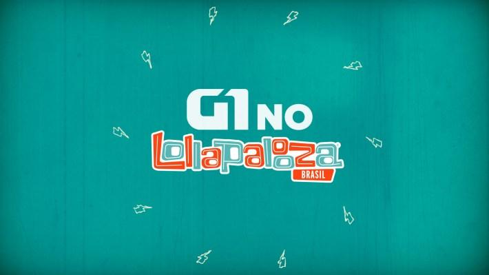 Pacote Gráfico Lollapalooza 2014