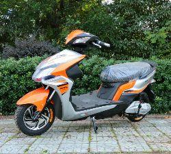 макси скутер купить желтого цвета. ElWinn EM-2200