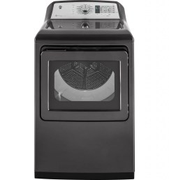 ge front load electric dryer diamond gray gtd75ecpldg [ 2400 x 2500 Pixel ]