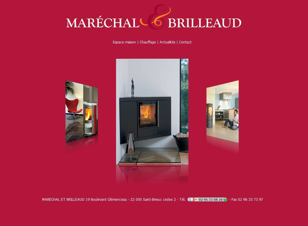 mar chal brilleaud elyazal e agence web saint brieuc. Black Bedroom Furniture Sets. Home Design Ideas