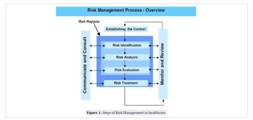 small resolution of this review provides a concise material in risk management for healthcare professionals to quickly grasp the key concepts in risk management and implement