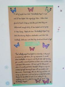 Elysium Phoenix House Butterfly Project