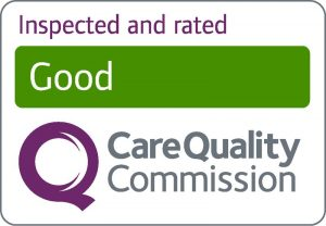Victoria Gardens CQC Rating Good