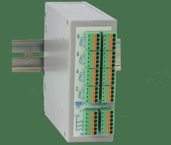 Pt100 Rtd Current Loop Transmitter Using Xtr105