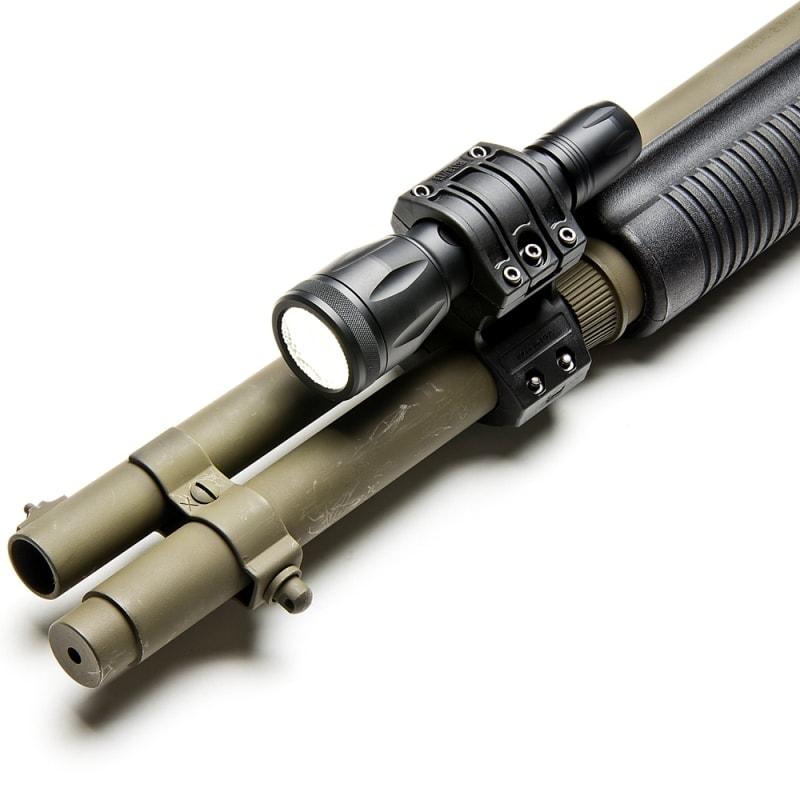 Elzetta ZSM Shotgun Flashlight Mount