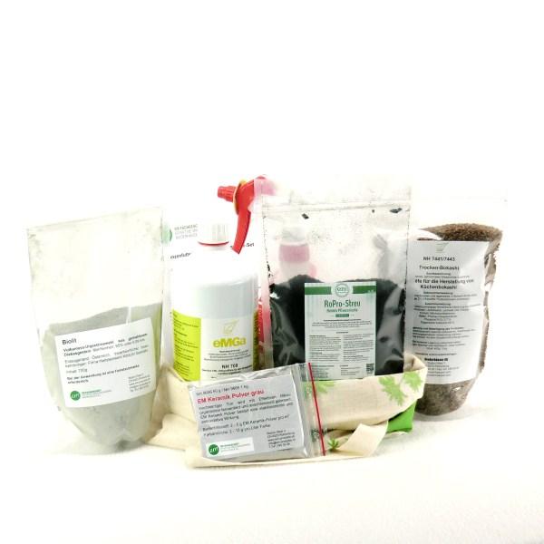 Produktbild Pflanzenfutter Starter-Set