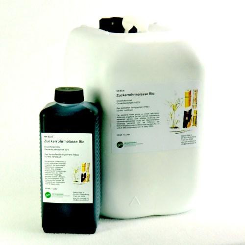 Produktbild Zuckerrohrmelasse Bio Gruppe