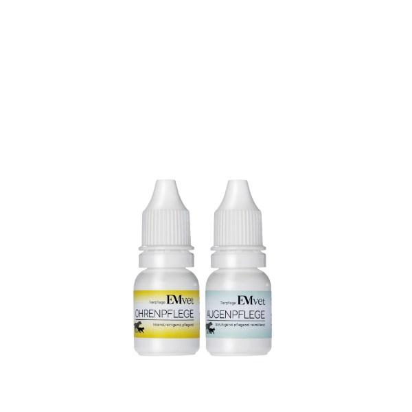 Produktbild EMvet Ohren-und Augenpflege Set