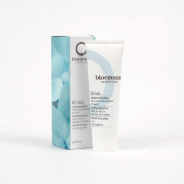 Produktbild bioemsan Zahncreme Plus