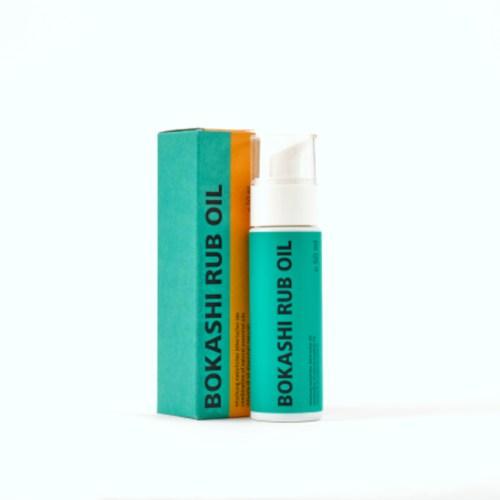 Produktbild bioemsan Bokashi Rub Oil 50ml