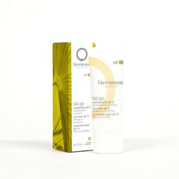 Produktbild bioemsan Sonnencreme 70ml