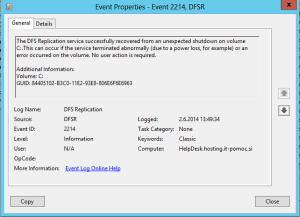 Event 2214