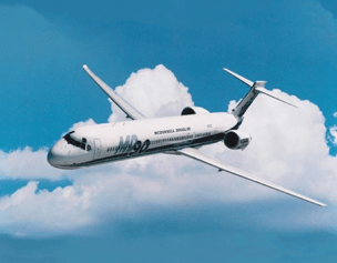 EMA helped Douglas Aerospace save $1.6 M on the MD-90 indirect effects certification.