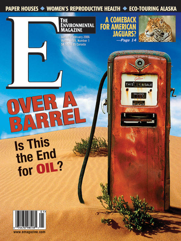 E - The Environmental Magazine : January-February 2006