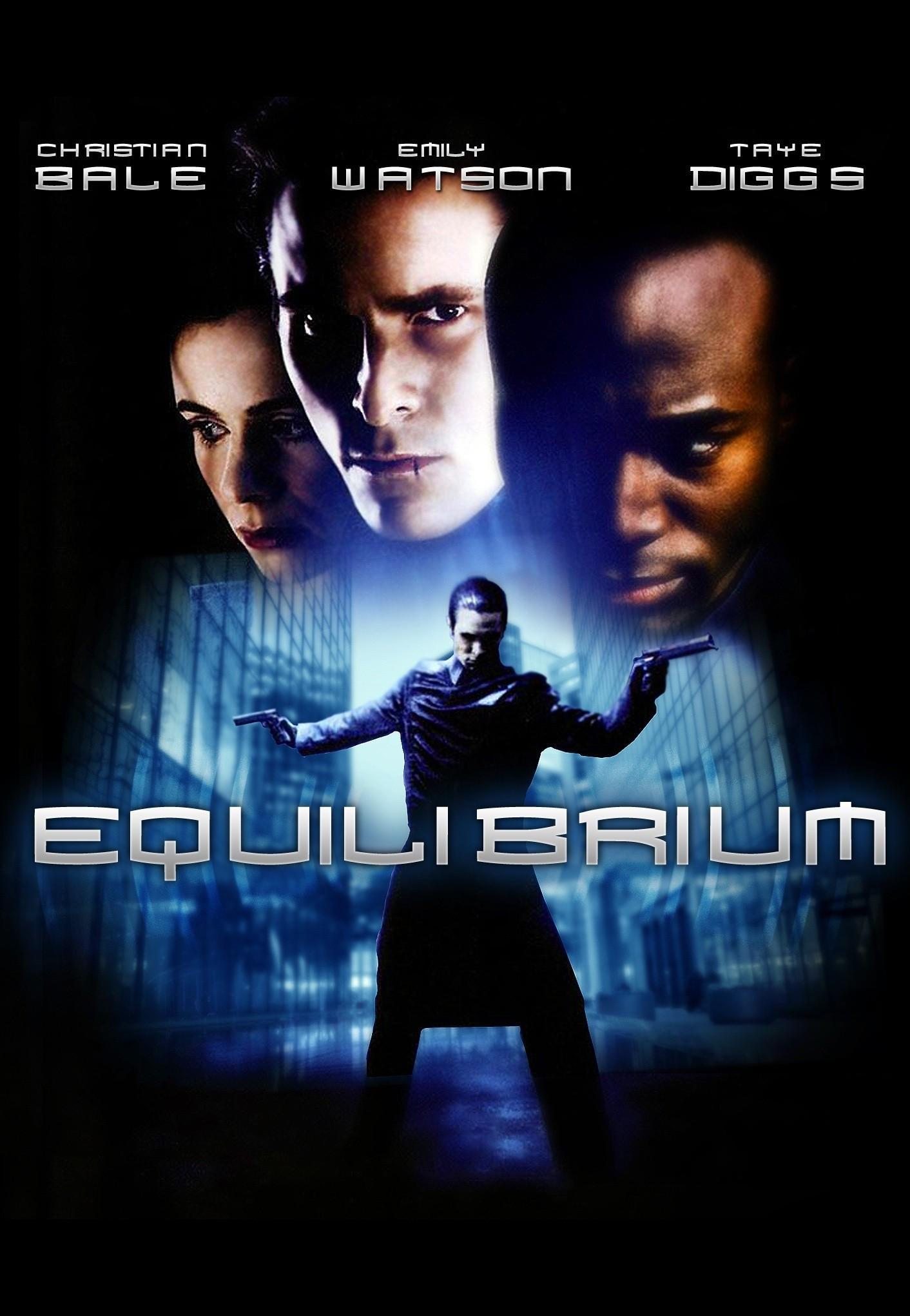 Equilibrium - Kurt Wimmer | eMaginarock