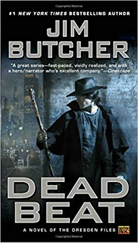 Dead Beat – The Dresden Files 7 – Jim Butcher