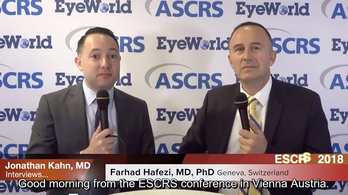 Cross-Linking for microbial keratitis
