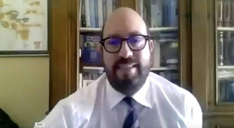 Cosimo Mazzotta 教授
