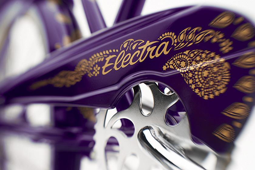 Electra Karma Cruiser  Electra Cruiser  Bicycle Design  emago media  graphic  web design