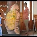 Mulher emagrece 12kg em apenas 14 dias, graças a um ingrediente surpreendente