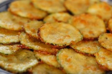 abobrinha chips
