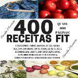 EBOOK 400 RECEITAS FIT PDF com cardapio