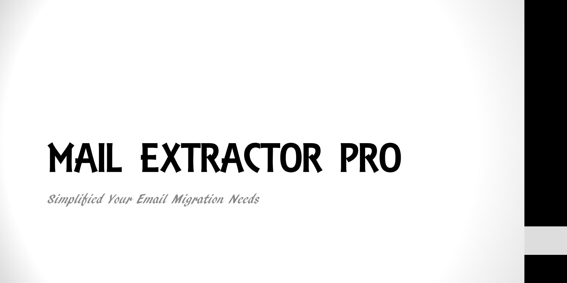 The Perfect Working mechanism of the Mail Extractor Pro