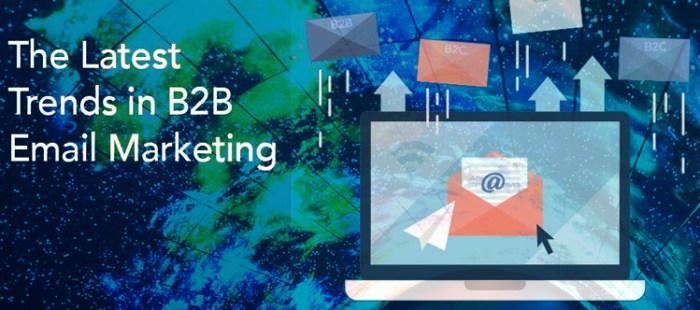 trends b2b emailmarketing