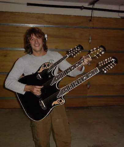 Richie Sambora, Guitar Hero