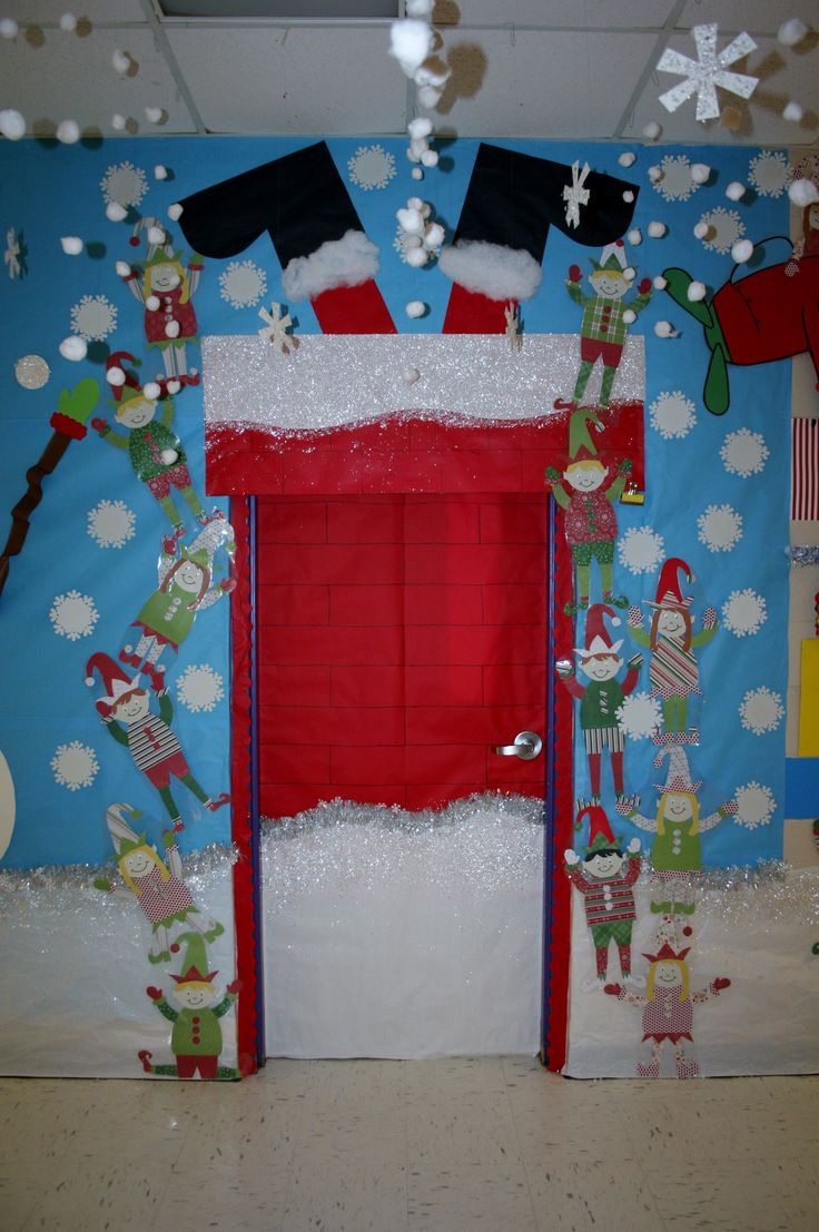 THE BEST DOOR DECORATION IDEAS FOR CHRISTMAS  EMANON KELLEY