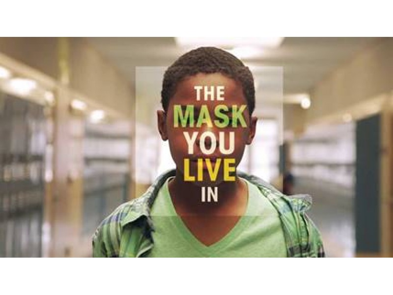 THE MASKS YOU LIVE IN